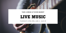 Live Music at the River Market