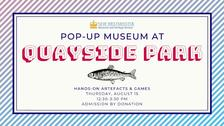 Pop-Up Museum in the Park (All Ages)