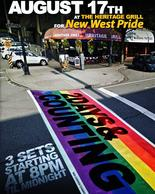 2Days&Counting New West Pride