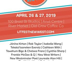 LitFest New West